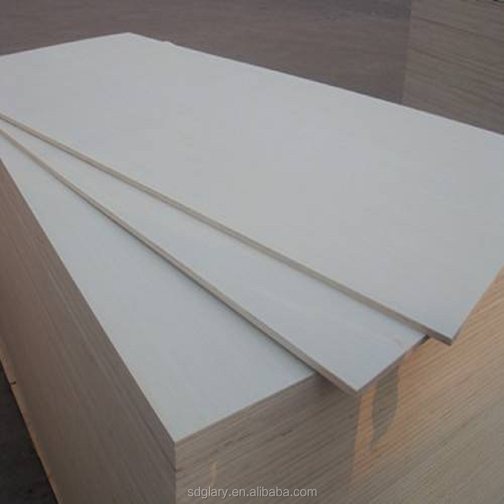 Chinese bb/cc grade poplar faced plywood