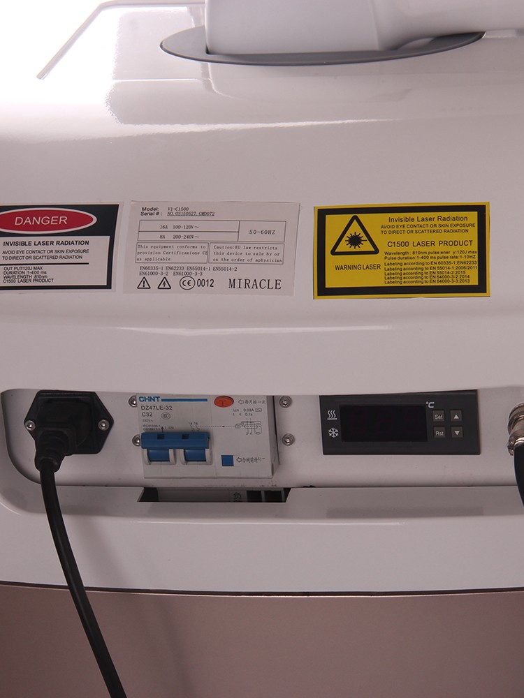 Promotion 2017 Glm Laser 808 Diode Laser Hair Removal Machine