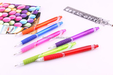 low price free samples small quantity order translucent barrel bic ball pen for promotional gift stationery