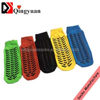 16ff8323cd5 Anti Slip Socks Trampoline Socks Kids Indoor Yoga Socks - Buy ...