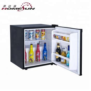 Custom Compressor Auto Defrost Mini Hotel Refrigerator 115v Bc50