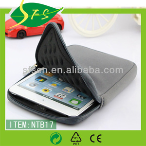Neoprene laptop sleeve in customer's design