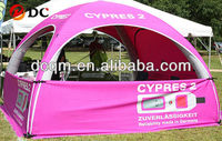X-gloo Fashion style dome pink camping tent