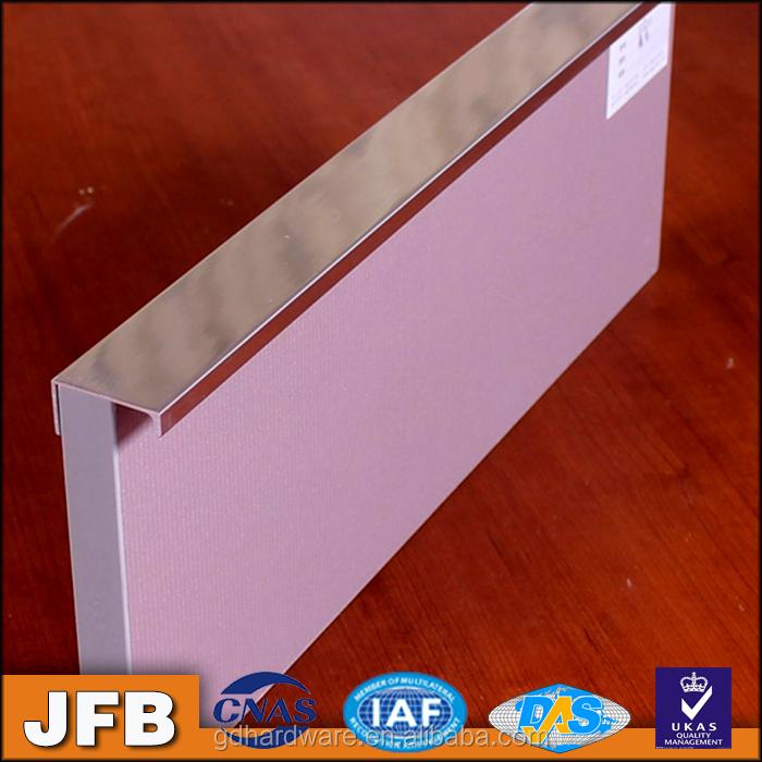 Finden Sie Hohe Qualität Aluminium Rand Profil T Profil Für Küche ...