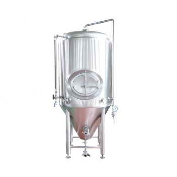 stainless steel beer equipment red wine fermentation tank wine