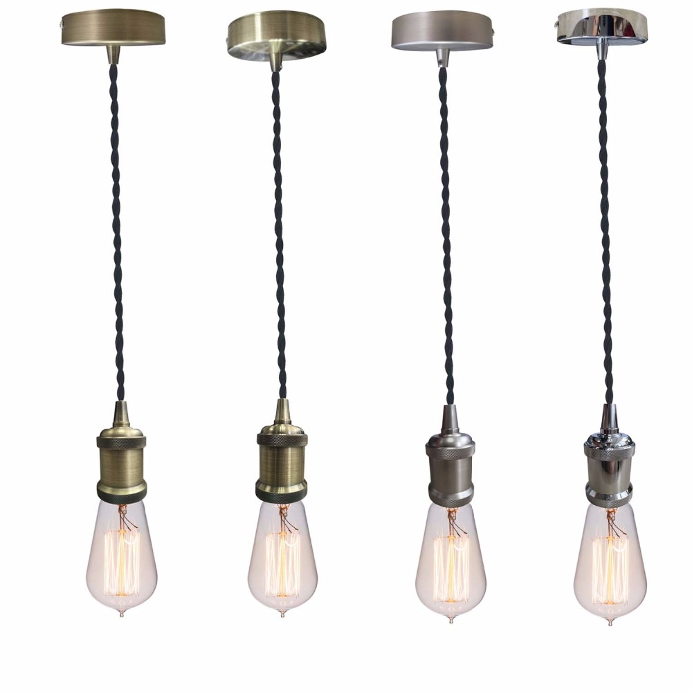 Wholesale factory price antique copper vintage pendant lamp pendant light