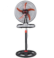 "18"" 5 AS blades prowerful AC stand fan"