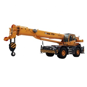 Brand New Mobile Crane RT50U 4 wheel crane With Big Promotion