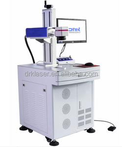 IPG JPT laser source color printing fiber laser marking machine price 20w 50w Mopa or Q source
