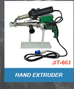 Fuzhou Factory Jointer Handheld Heat Gun for Industrial Plastic Welding PP PVC PE HDPE