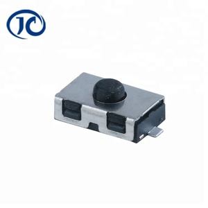 JC-A03-12 normally closed tact switch series ultraminiature SMT tact switch
