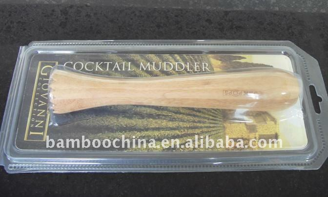 bamboo/wood/drink swizzle stick