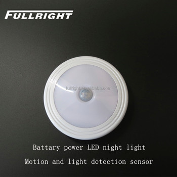 Indoor Lights Without Electricity Battery Night Light Motion ...