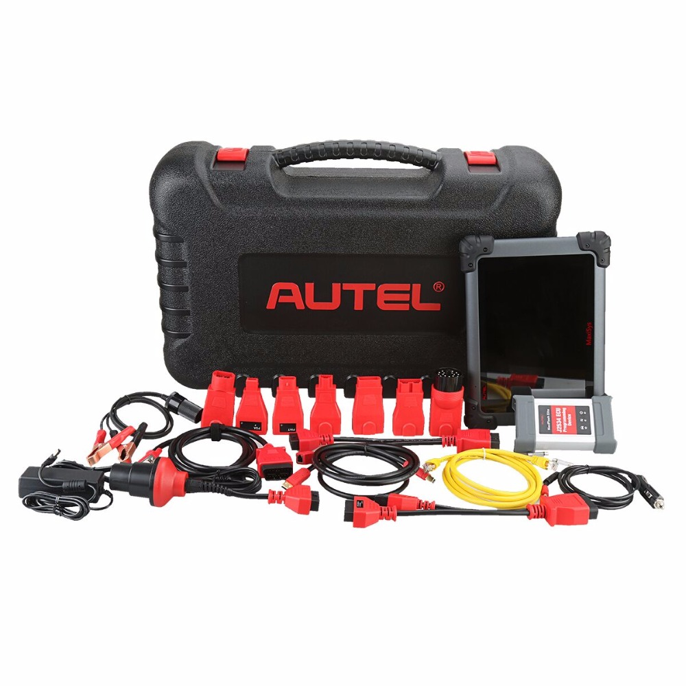 Details about FREE DHL~~Autel MaxiSYS MS908P Tester Programming Auto  Diagnostic Scanner Tool