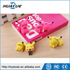 Very Hot Pikachu usb stick cartoon usb 2.0 flash drive case for gift