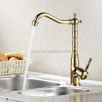 Hochwertige Altmodisch Küchenspüle Wasserhahn Xr-gz-8103k - Buy ...