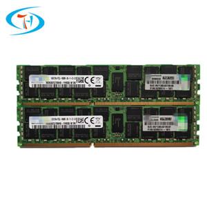 90Y3221 90Y3223  HS22v HS23 HX5 16GB 4rx4 PC3L-8500R ECC RDIMM MEMORY