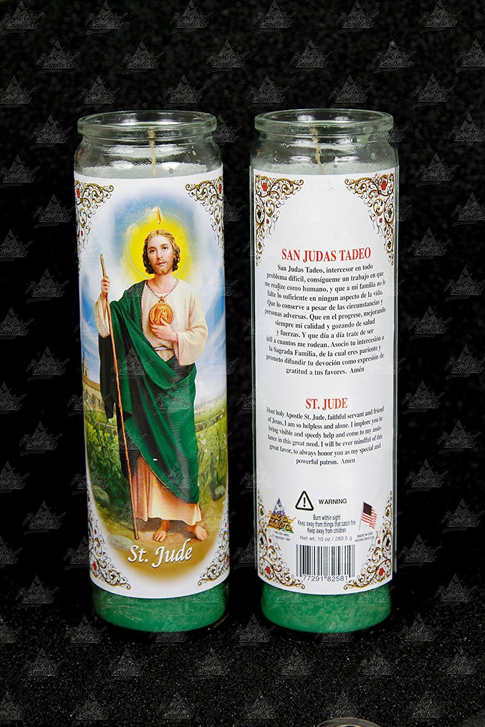 """CYBER MONDAY WEEK DEAL! 12 Pack Religious Prayer Candles 