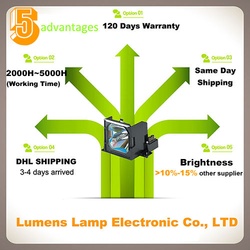Cheap price projector lamp TLPLS9 for Premier PD-S600, Premier PD-S611, Kindermann KWD120, Kindermann KSD130