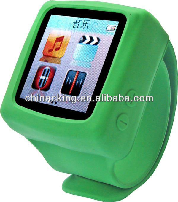 "1.5 "" TFT ebook mp4 player watch"