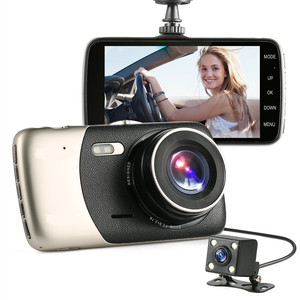 New 4 Inch Viceo Recorder Car DVR Camera Full HD 1080P Vehicle Traveling Date Recorder 150 Degree lens Night Vision Tachograph