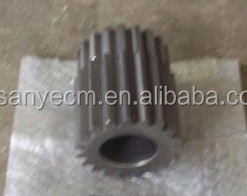 Gear 208-26-63130 For Pc400-6 Excavator Spare Parts