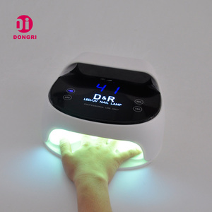 116 US salons buy this new Rechargeable pedicure 48w Wireless Nail Lamp Light Cordless with battery