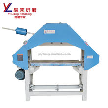 triangula sanding belt grinding and polishing machine for metal or stainless steel flat wire drawing