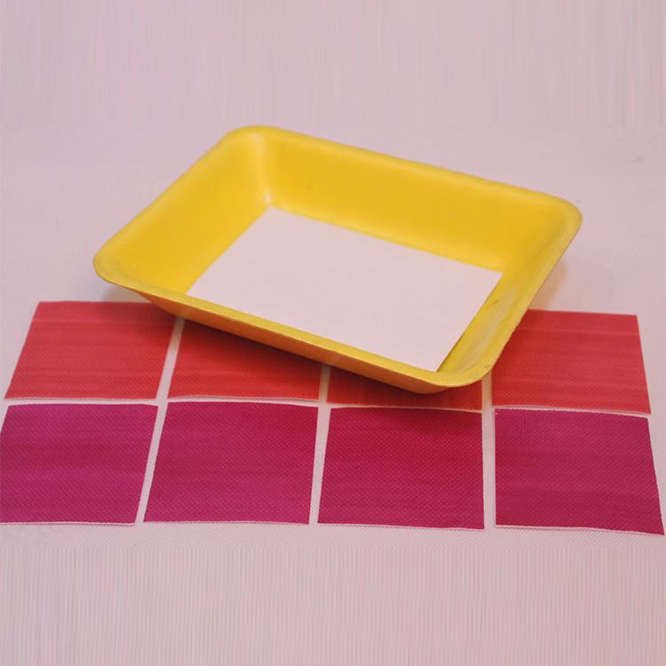 Macromolecule Absorbent Food Pad Meat Tray Pad for Food  Packaging