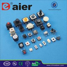 Daier smd 5 direction 4 pins tact switch