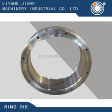 feed pellet mill spare parts stainless steel ring die and roller for sale