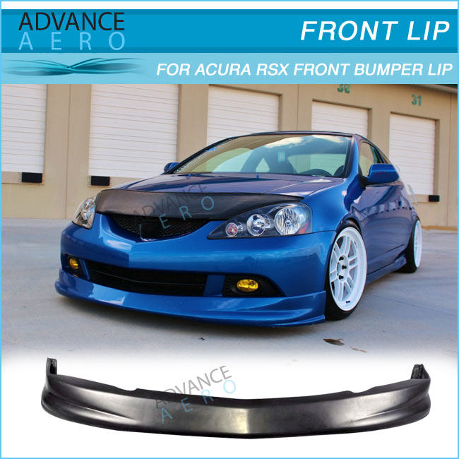 For Acura Rsx Dc5 P1 Style Urethane Bodykits Body Kit 05