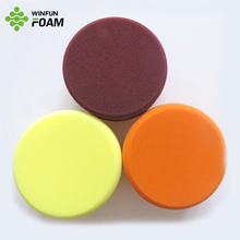 <span class=keywords><strong>Schiuma</strong></span> Tamponi Per Lucidatura Flessibile Poliestere Auto <span class=keywords><strong>Schiuma</strong></span> Lucidatura Foam Pad