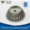 Yontone YT616 Business Mogel ISO9001 Company Top Alloy A380 A356 ADC12 ZL102 AlSi9Cu3 AlSi12Fe Die Casting Aluminium Radiator