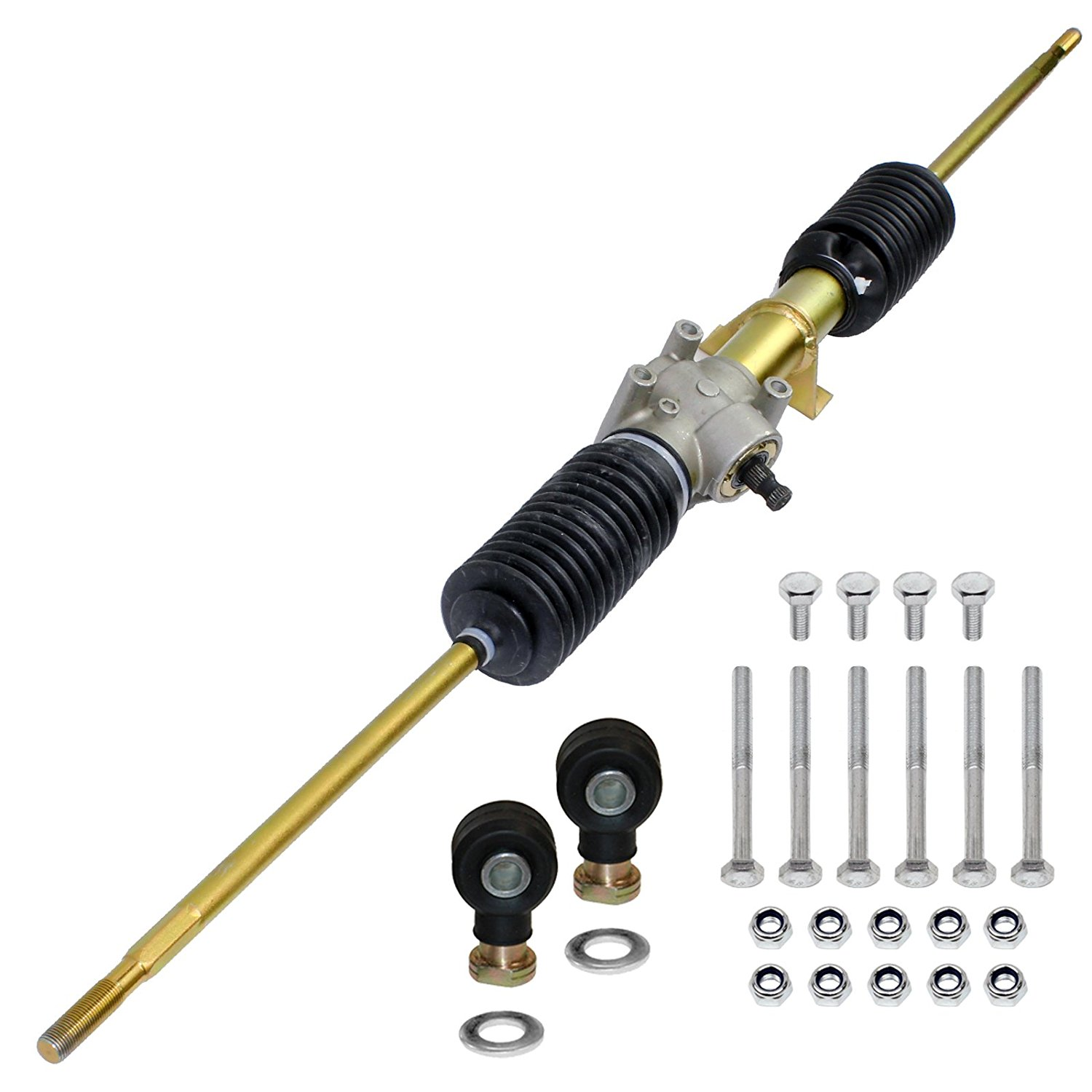 CALTRIC RACK and PINION w/TIE ROD ENDS FIT Polaris 1823338 1823795