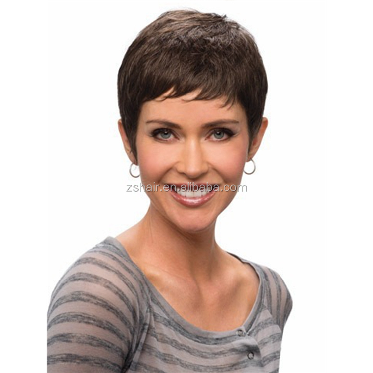 Fashionable Cute Short Pixie Cut Hairstyles