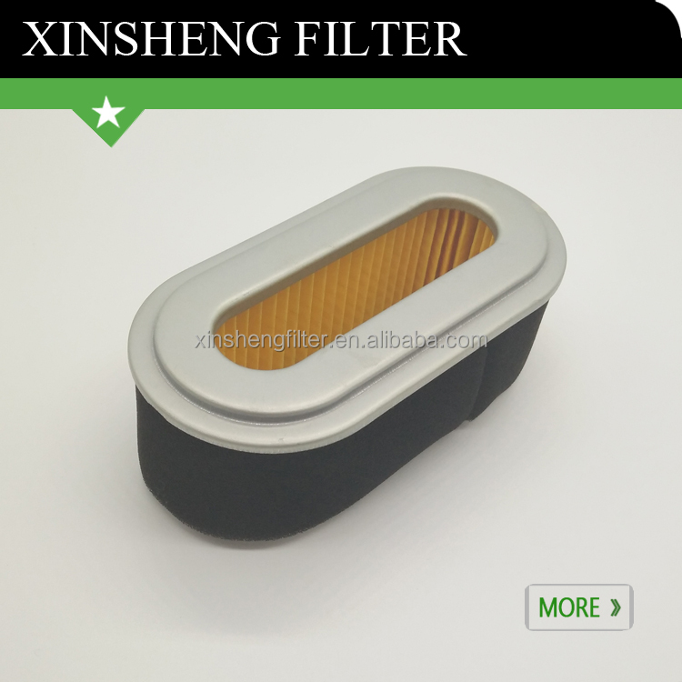 OEM EX13 EX17 air filter element for Supply the engine accessories