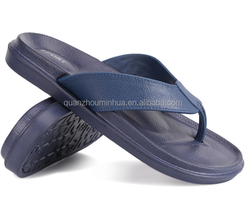dfd6bcc4a76f3f Men s Flip Flops Beach Sandals Lightweight Eva Sole Comfort Thongs ...