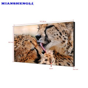 Wall mounted Full HDMI LG 49 inch LCD TV