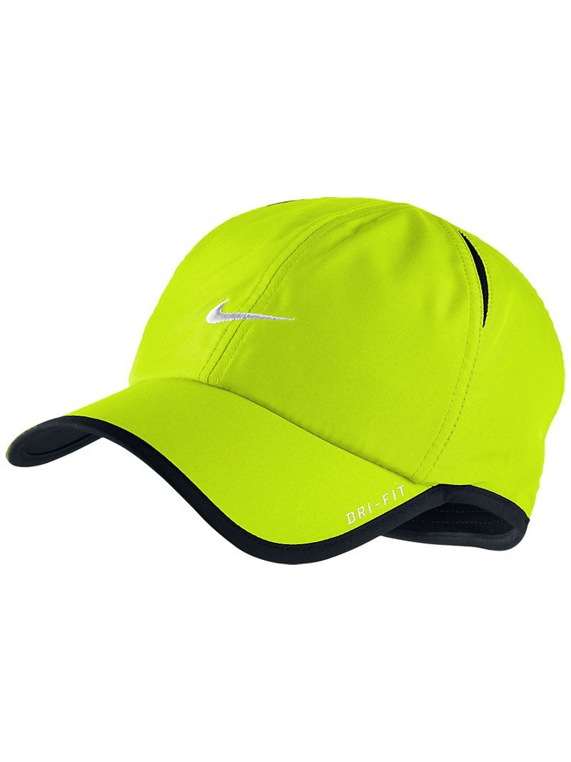 3185c452dbd Buy Nike Adult Unisex DRI-FIT Featherlight Tennis Visor  209418-810 ...