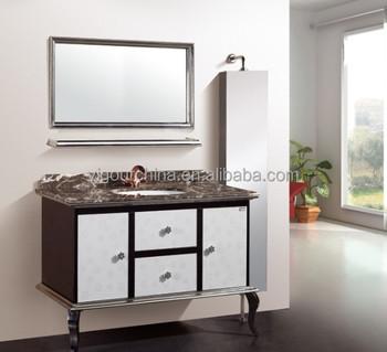 Classic Style And Foshan Vigour Company Name Bathroom Vanity Cabinet