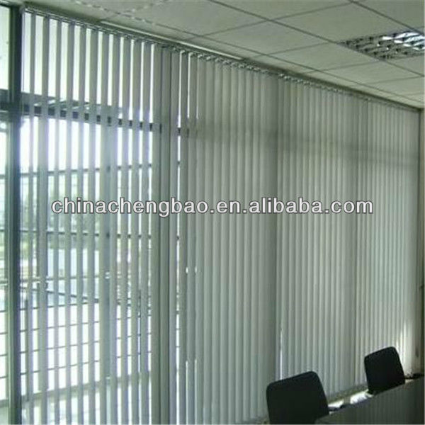 Pvc Vertical Louvers Blinds Slats For Spacer Buy
