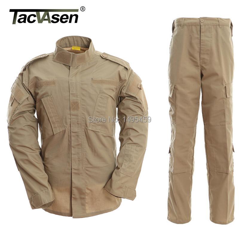 Khaki Army Uniform 93