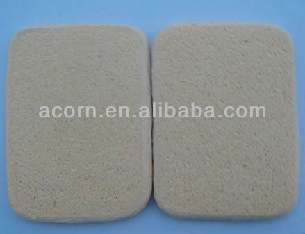 compressed PVA cleaning sponge , kitchen cleaning sponge