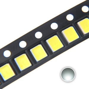 Low price SMD 2835 led yellow/ orange/ amber led diode light 590nm