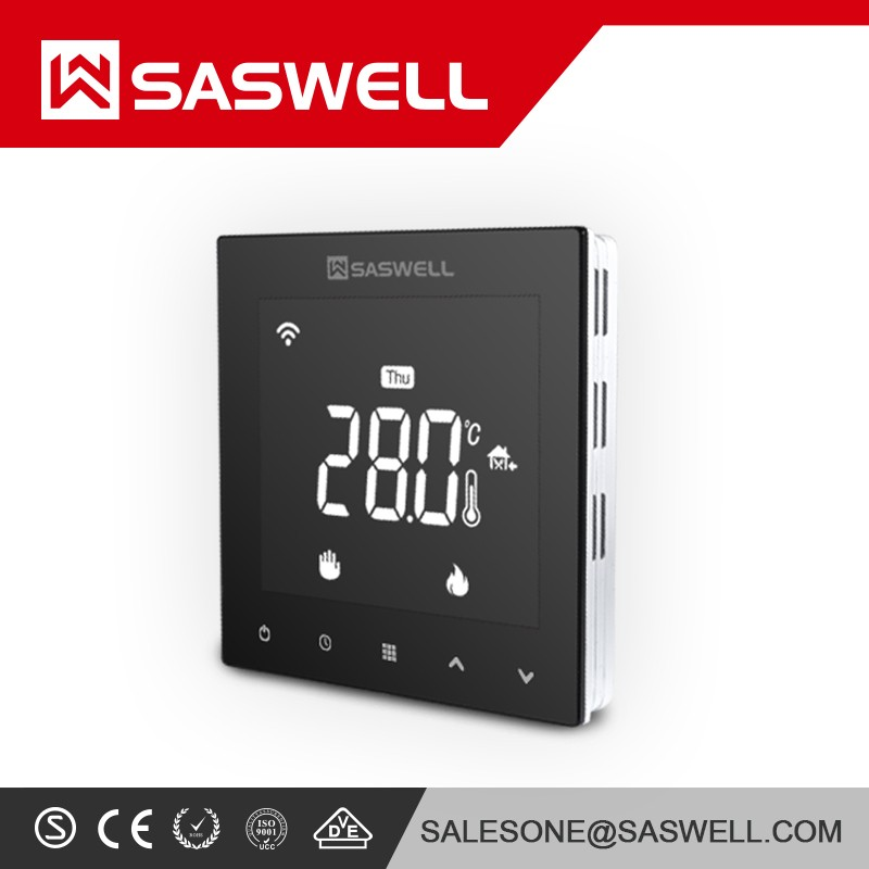 Electrical Floor Heating Programmable High Quality Thermostat Digital FCU Thermostat
