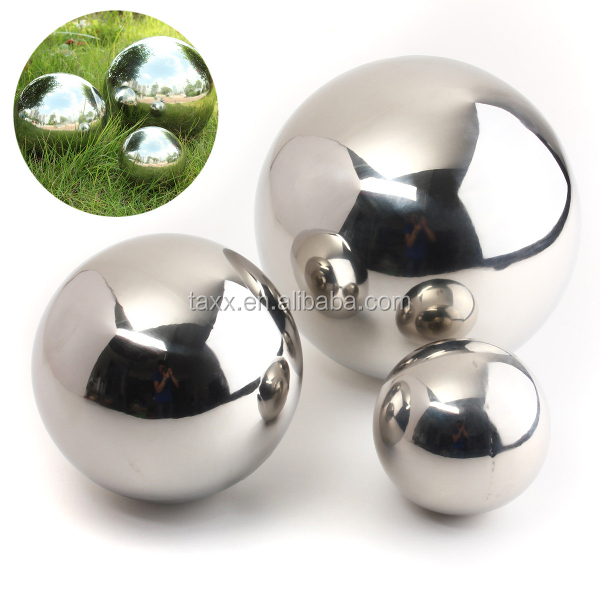 Factory:professionaAISI 304316 316L 440 440C stainless steel ball with polish finish