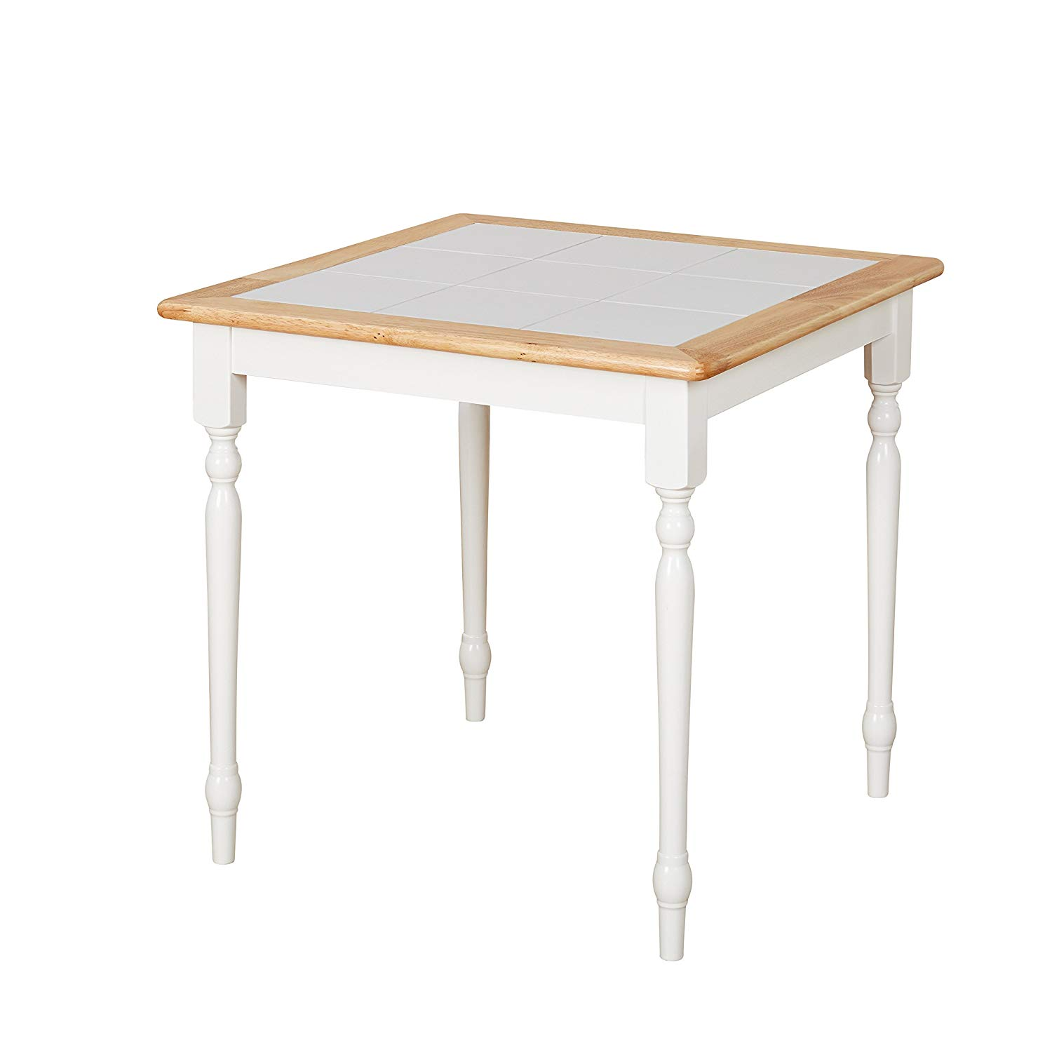 Get Quotations Elegant Dining Table Seats 2 People Comfortably Sy And Long Lasting Solid Wood Construction