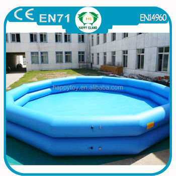 Hi Ce Cheap Large Inflatable Adult Swimming Pool Inflatable Kiddie Pool For Sale Buy