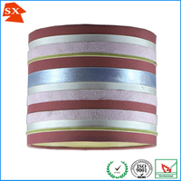 table plastic replacement ceiling hand painted glass lamp shade